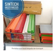 Plasti Mika / Price Card / Price Tag / Price Rail / Price Holder / Label Harga