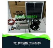 DISTRIBUTOR SOLAR HOME SYSTEM 50 WP
