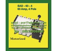 Salzer Automatic Transfer Switch 125 Amp 4 Pole SAD-125-4