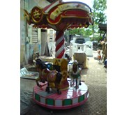 Mini pony carousel