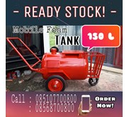 Tabung Pemadam Kebakaran Mobile Foam Unit 150 Liters