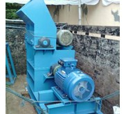 Mesin Penepung Kayu Wood Shredder