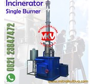 Incinerator Single Burner 5K