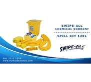 SWIPE-ALL C89 - CHEMICAL SORBENT SPIL KIT 120L