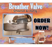Fabrikasi Breather Valve Sand And Jurg
