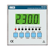 MECO 1 PHASE DIGITAL MULTIMETER-TRMS / RS-485 PORT (OPTIONAL)