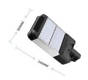 LED STREET LIGHT 60W, 80W, 100W, 120W - Brand : SEMI