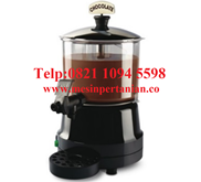 Hot Coklat Pot Dispenser - Pengolahan Coklat Kakao