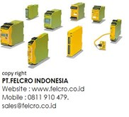 Pilz PNOZ multi (M1P) safety relay system | PT.FELCRO INDONESIA |0811910479