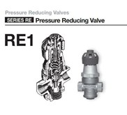 Pressure Reducing Valve MIYAWAKI RE1 Size 1 Inchi / DN 25