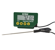 Extech TM25: Compact Temperature Indicator thermometer