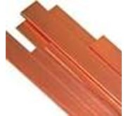 PLATE TEMABAGA - PLATE STRIP - COPPER PLATE