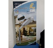 LAMPU PJU ALL IN ONE SOLAR LED 24 WAT