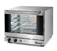 Aliseo 2/3 SIRMAN Convection Oven