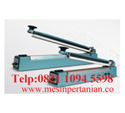 Hand Sealer Side Cutter  - Mesin Pertanian - Mesin Pengolahan Kentang