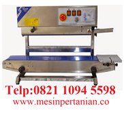 Vertical & Horizontal Hand Sealer - Mesin Pertanian - Mesin Pengolahan Kentang