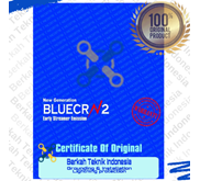 Penangkal Petir BLUECRN2 N4.120 NEW GENERATION