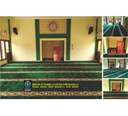 Karpet Masjid Ready Stock