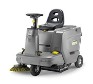 KARCHER Ride-On Sweepers KM 85/50 BP Pack (Sapu Elektrik)