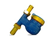 AMICO WATER FLOW METER 1 INCH (25MM) LXSLG
