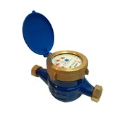 "AMICO WATER FLOW METER 1/ 2"" ( 15 mm)"