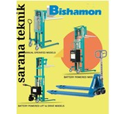 Bishamon Hand Pallet Manual Japang