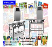 Check Weigher Timbangan Industri
