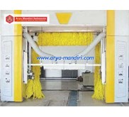 SPRAY BOOTH CAT OVEN
