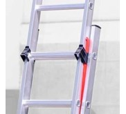 Tangga Aluminium LIVEO LV 219 Extension Ladder 3x9 (5.90m)