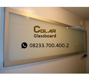 glass board stainless