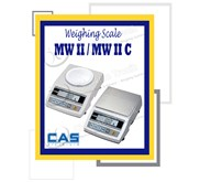 Weighing Scale CAS MW II MW IIC