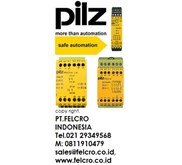 750108| 751108| PNOZ S8 relay| PT.FELCRO INDONESIA| 0818790679| sales@felcro.co.id