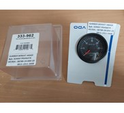 VDO 333-962 333962 TACHOMETER 3000 RPM 12V WITH LCD HOUR METER - GENUINE