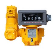 LIQUID CONTROLS FLOW METER