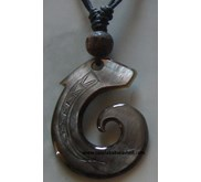 Necklace Carving Style / Kalung Ukir