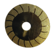 DIAMOND CUTTING WHEEL VT 7067