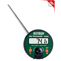 Extech 392050: Penetration Stem Dial Thermometer