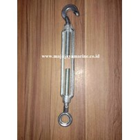 JARUM KERAS TURNBUCKLE SPANSKRUP HOOK AND EYE GALVANIS ALAT KONSTRUKSI LAINNYA