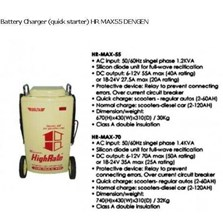 BATTERY CHARGER & STARTING