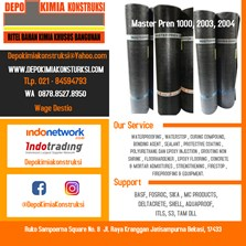 Masterpren Waterproofing