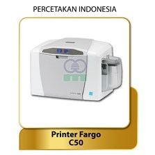 FARGO C50 - PRINTER KARTU PRINTER CARD