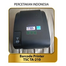 Jual Printer Barcode - Printer Barcode dan Printer Label TSC TA-210