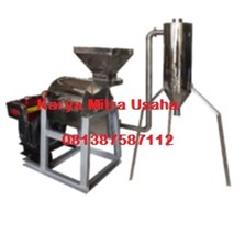Hammr Mill Hammer Mill with Cyclone