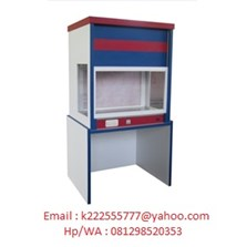 Laminar Airflow with Special Features and Stand Support
