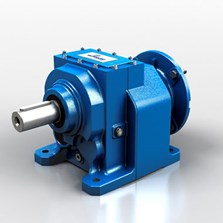 HELICAL GEARBOX YUEMA