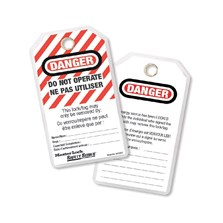 Safety Tag