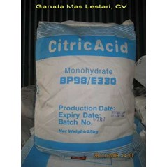Citric Acid - Asam Sitrat