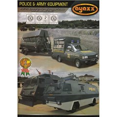 POLICE & ARMY EQUIPMENT