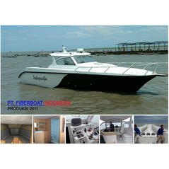 FISHING BOAT 12 METER FBI-1230-SF