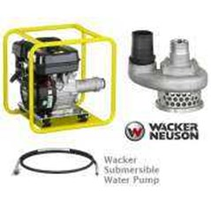 WACKER SUBMERSIBLE WATER PUMP ( POMPA SUBMERSIBLE)